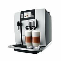 JURA GIGA 5 Alu профессиональная автоматическая машина для приготовления кофе с 2 уровнями помола
