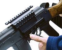 Быстросъемный кронштейн боковой АК-74, Сайга, Тигр, Вепрь