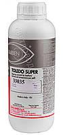 Краска спиртовая для кожи TOLEDO SUPER «Толедо», 1 л, цв.ярко красный