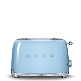 Smeg TSF01PBEU Azzurro тостер на два хлібці, колір блакитний