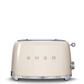Smeg TSF01CREU Panna тостер на два хлебца, цвет кремовый