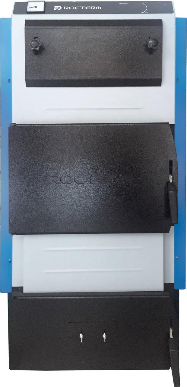 Твердотопливный котел Rocterm (Роктерм) -КТВ 16 (16 кВт), фото 1