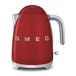 Электрический чайник Smeg KLF01RDEU красный