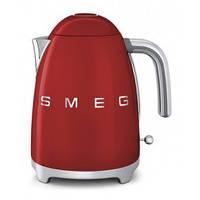 Электрический чайник Smeg KLF01RDEU красный, фото 1