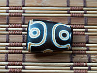 Тибетский амулет Дзи ( 6 глаз) оригинал