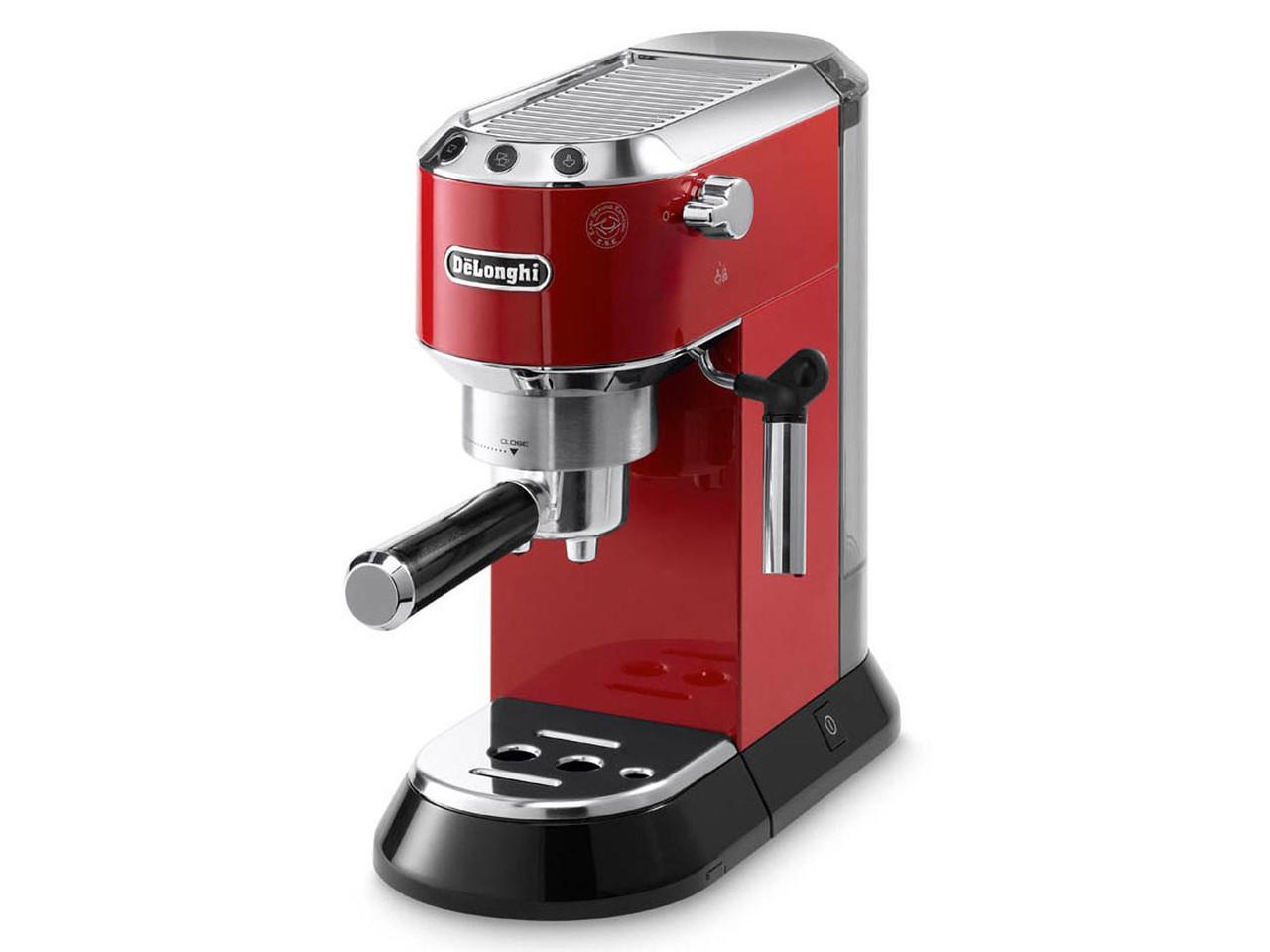 Рожковая кофеварка DeLonghi EC 680.R