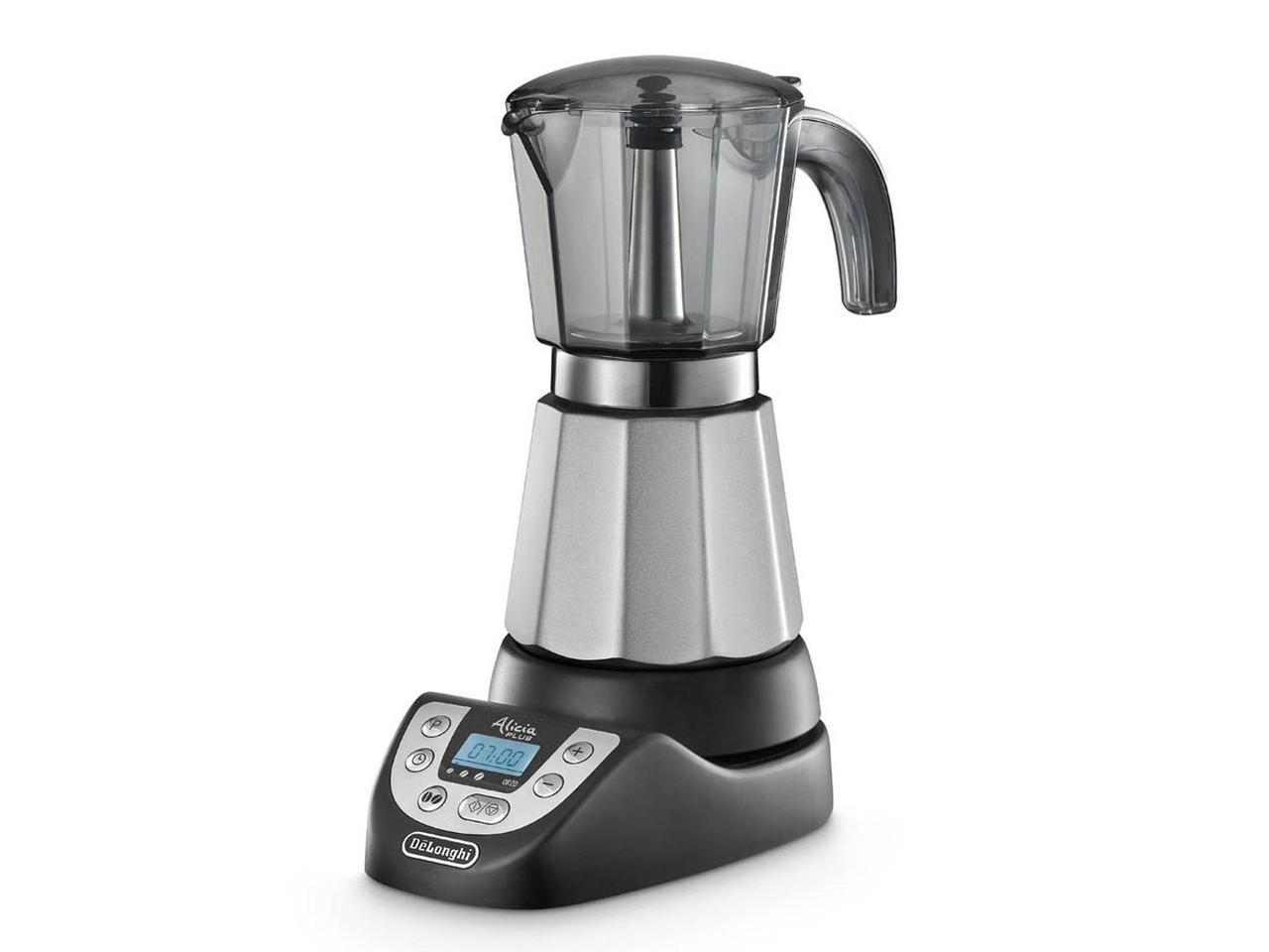 Гейзерная кофеварка DeLonghi EMKP63.B