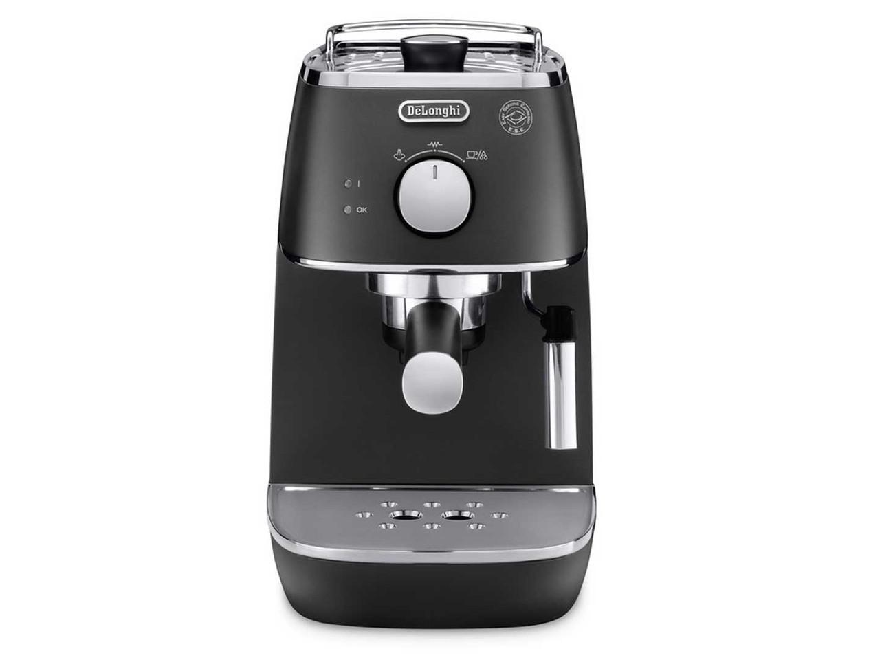 Ріжкова кавоварка DeLonghi ECI 341.BK