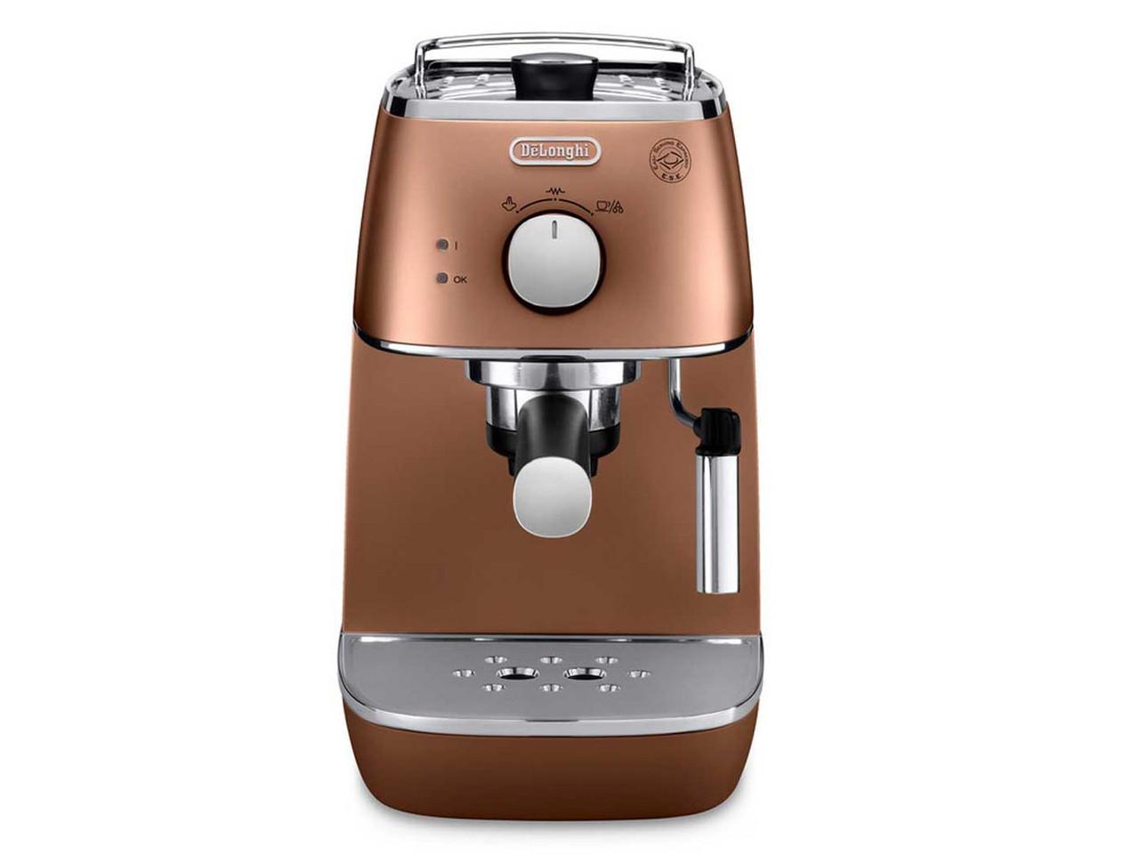 Рожковая кофеварка DeLonghi ECI 341.CP