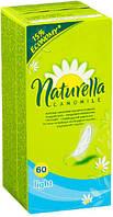 Ежедневные прокладки Naturella light deo 60 шт.