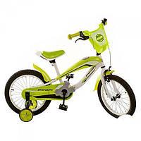 """Велосипед двухколесный """"Sport Moto Bike"""" 12"""" зеленый"""