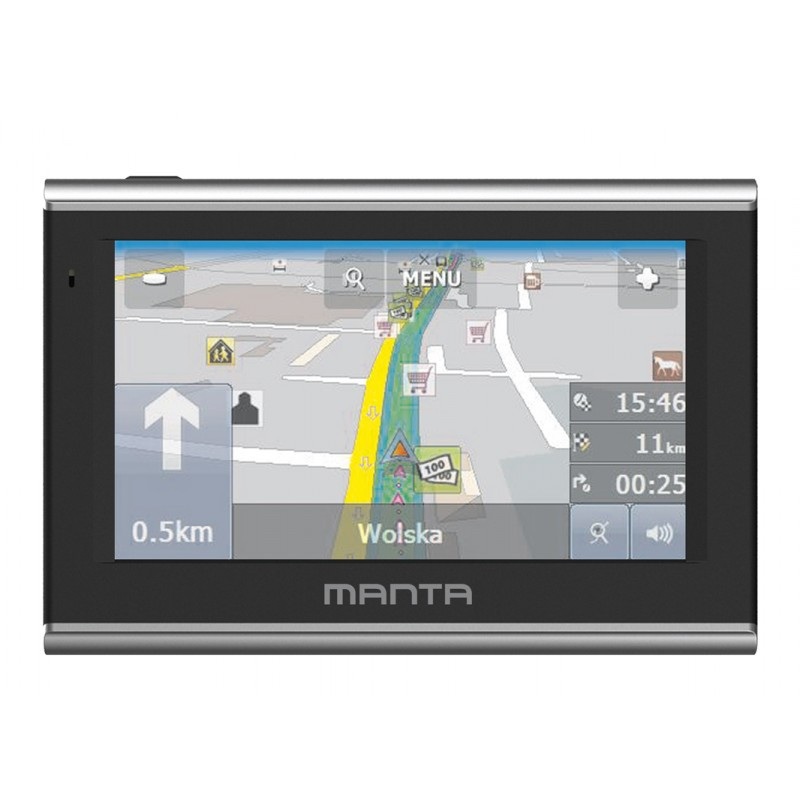 Manta GPS570 (pioneer, garmin, tomtom, goclever)