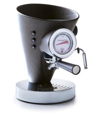 Кофемашина Casa Bugatti 15-DIVABP4 ,цет сірий