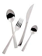 Набор Casa Bugatti IN-077M53MB столовых вилок,ложек,ножей ,30 предметов