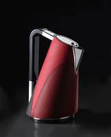 Електрочайник Casa Bugatti 14-VERABPP , колір червоно-чорний