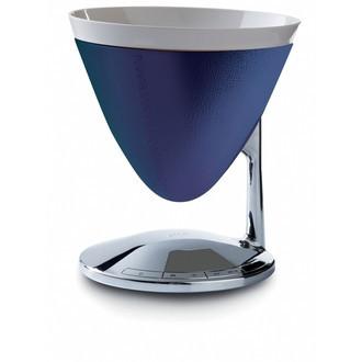 Кухонные весы Casa Bugatti 56-UMABP2 в кожаной отделке ,цвет синий