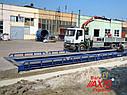 Весы автомобильные фундаментные до 60 тонн 18м Axis 60-18-К-П, фото 3
