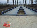 Весы автомобильные фундаментные до 60 тонн 18м Axis 60-18-К-П, фото 4