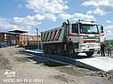 Весы автомобильные фундаментные до 60 тонн 18м Axis 60-18-К-П, фото 2