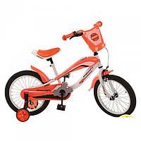 """Велосипед двухколесный """"Sport Moto Bike"""" 12"""" оранжевый"""