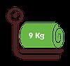 Односпальный матрас NeoBlack / НеоБлек 80х190 ЕММ h16 Take&Go bamboo 5D мемори беспружинный 130кг, фото 4