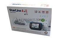 Автосигнализация старлайн A94 с GSM модулем