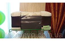 Односпальный матрас NeoBlack / НеоБлек 80х190 ЕММ h16 Take&Go bamboo 5D мемори беспружинный 130кг, фото 3