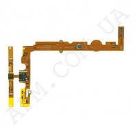 Шлейф (Flat cable) LG P700 Optimus L7/  P705 с зарядкой,  кнопкой меню,   подсветкой кнопок,  микрофон