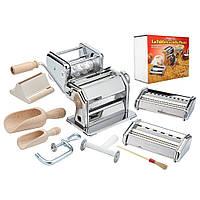 Imperia pasta-set la fabbrica della pasta подарочный набор для изготовления лапши спагетти пельменей равиоли