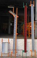 Формы из металла для столбов Будформа