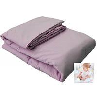 Комплект шерсть (одеяло+подушка) 90х120, фото 1