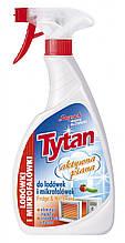 Жидкость для чистки холодильников и микроволновых печей Tytan Титан спрей 500грамм