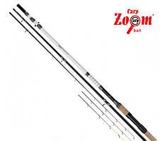 Удилище с большими кольцами Trend Feeder Rod, 360cm, 160g