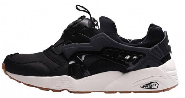 Кроссовки мужские в стиле Puma Trinomic Black 7, фото 2