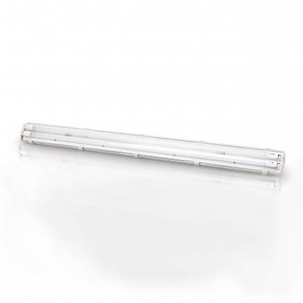 Корпус светильника промышленного (ЛПП) EVRO-LED-SH-40 (2*1200мм) , фото 2