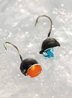 Мормышка вольфрамовая шар с петелькой и глазком 8235060