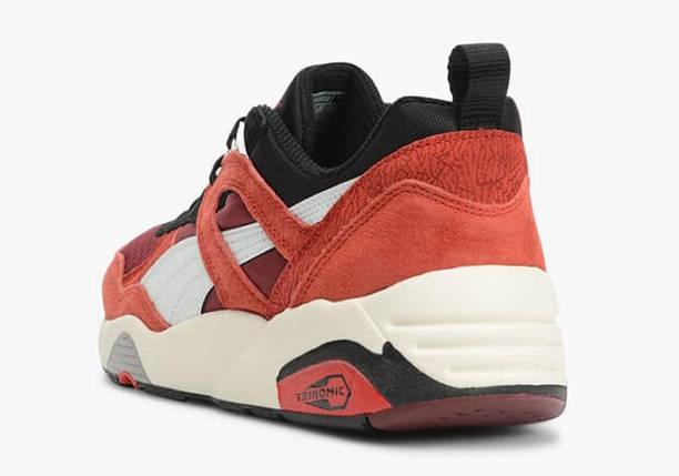 Кроссовки мужские в стиле Puma R698 Kosma Pack Orange, фото 2