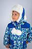 Зимний детский костюм-комбинезон для мальчика, фото 2