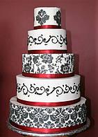 Трафареты для торта