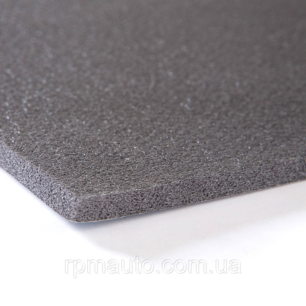 Шумоизоляция ULTIMATE Polifoam 8 мм пенополиэтилен 50х75 см с клеем - RpmAuto в Харькове