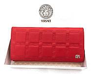 Женский кошелек в стиле Versace (V-3801) red, фото 1