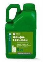 Гербицид Альфа-Гетьман (Дуал Голд), металохлор 960 г/л