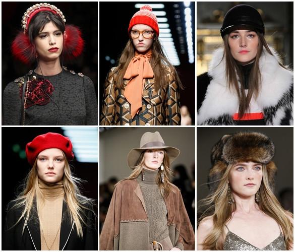Шапки и шляпки, береты женские