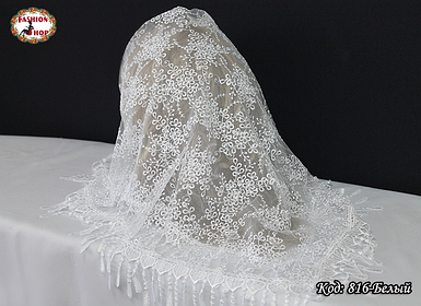 Свадебный платок  Лира