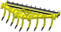 Глубокорыхлитель «Gascon» производство: Испания (11 стоек, V-образная рама, рабочая ширина 5,6 м)