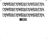 Слайдер-дизайн для ногтей H193