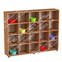 Шкаф для  горшков (20 секций)