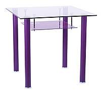 Стол обеденный Рио ROT-20 закаленное стекло