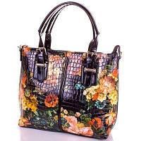 Женская желтая сумка из качественного кожезаменителя ANNA&LI (АННА И ЛИ) TUP13632-4