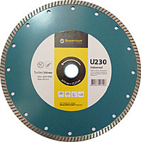 Алмазный диск Baumesser U 230 Universal